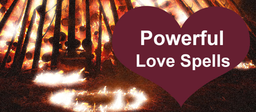 Powerful Love Spells for Lover Far Apart